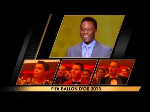 Cristiano Ronaldo Win FIFA Ballon dOr 2014