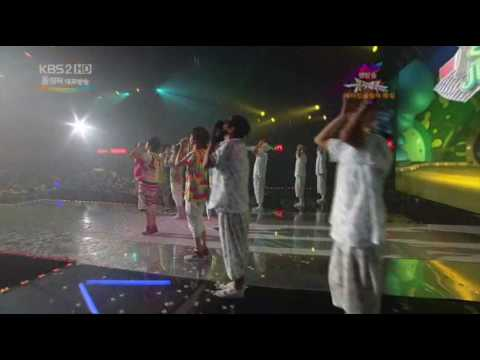 [hq] Super Junior Happy Live  Kbs - Pajama Party video