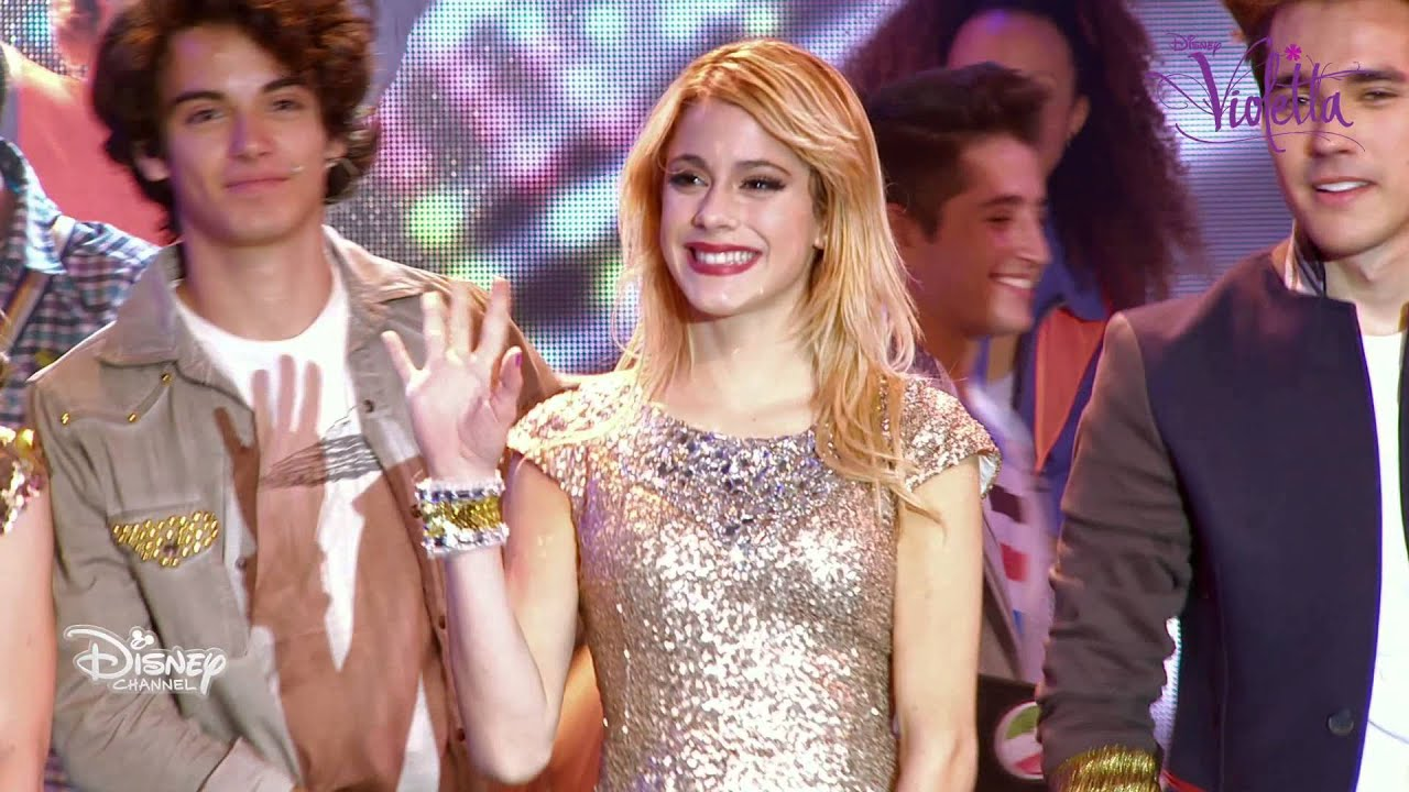 Violetta saison 3 premi res minutes pisode 1 youtube - Coloriage violetta saison 3 ...