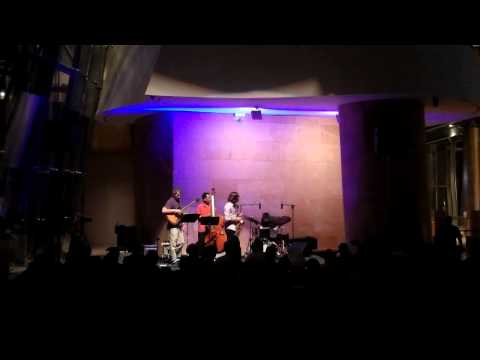 Noah Preminger Group - Morgantown - live at Guggenheim Bilbao