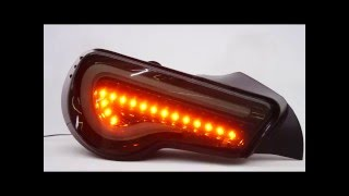 Download T0063SGF TheSpeedline Valenti Sequence Signal LED Tail Lamp SMOKE 3Gp Mp4