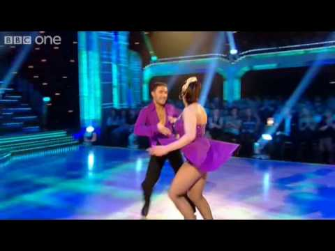"http://www.bbc.co.uk/strictly Actress Natalie Cassidy and her dance partner Vincent Simone perform a Jive to ""Good Golly Miss Molly"" made famous by Little Ri..."