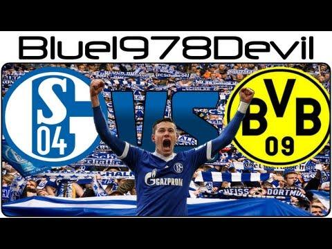 FC Schalke 04 vs. Borussia Dortmund 2:1 - (HD)