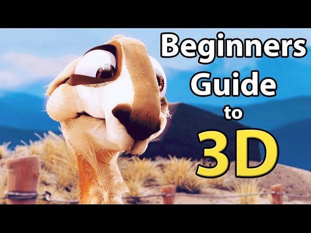 Beginners Guide to Learning 3D Computer Graphics thumbnail