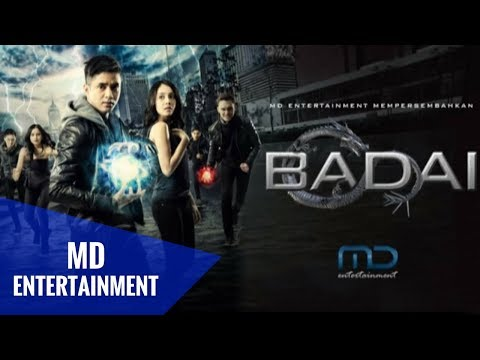 OFFICIAL THEME SONG - BADAI (2014)