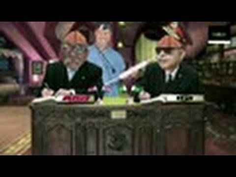 Comedy Show Jay Hind! Secret Video : Raw & ISI  Share Intelligence