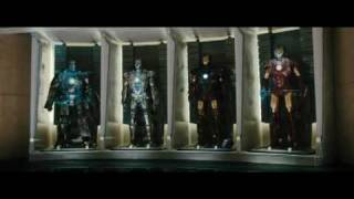 Iron Man 2 Trailer (CZ dabing)