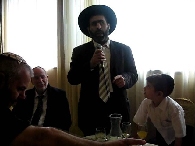 """הרב עופר עמרמי -בברית של הרב אייל עמרמי שליט""""א"""