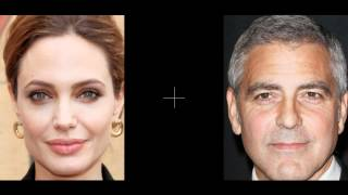 Shocking illusion - Pretty celebrities turn ugly!