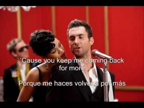 Maroon 5 y Rihanna If I never see your face again sub español