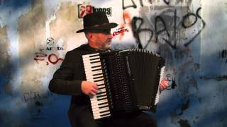 Carlos Gardel Argentine Tango Argentino A media luz - Accordeon Accordion Akkordeon Acordeon
