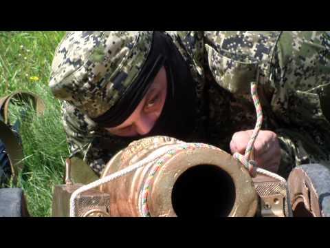 Секретное сверхмощное оружие ополчения в Славянске