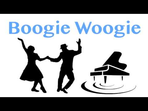 Boogie Woogie: Sunrise Dance (boogie Piano And Boogie Woogie Piano Edition) video