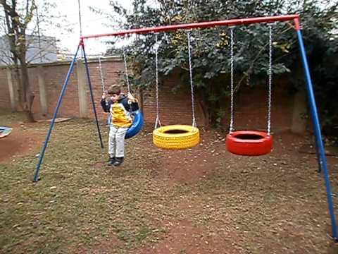 Balanço infantil como fazer