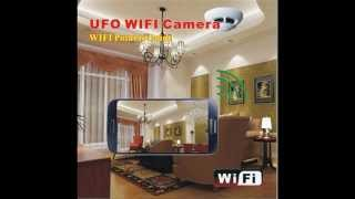 Plug and Play WiFi IP Camera with Video Instruction for PC Software Installation and Setup