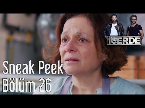 İçerde 26. Bölüm - Sneak Peek