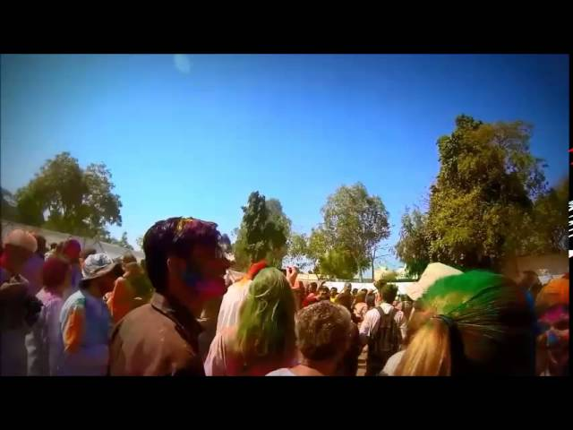 [Festival de Holi en Inde] Video