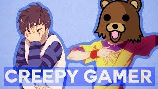 Anime Convention Horror Stories: Creepy Gamer