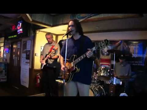 Rockin' Johnny Band - I Hear Some Blues Downstairs - 8/13/11 JT's Porch, Lombard, IL HD
