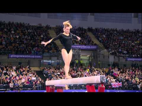 Niamh Rippin (GBR) Beam