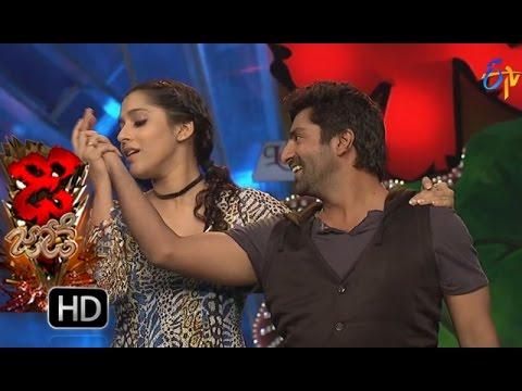 Funny Task | Dhee Jodi | 19th october2016| ETV Telugu thumbnail