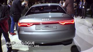 Audi Prologue 2014 Unveiled at LA Auto Show!