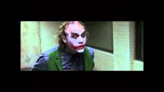 Joker interrogation scene - BTDK