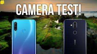 Huawei P30 Lite vs Nokia 8.1: Camera Comparison!