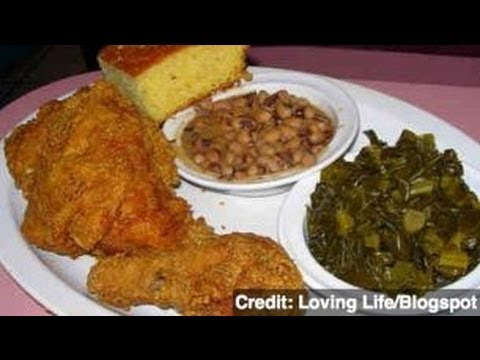 Southern-Style Foods Linked to Stroke Risk