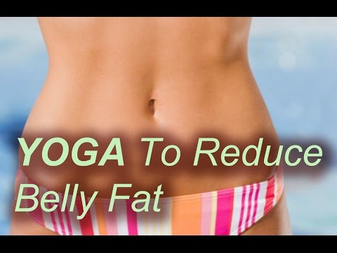 4 Yoga Poses to Reduce Belly Fat
