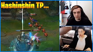 Dopa Teleport...High Elo Zed vs Leblanc...LoL Daily Moments Ep 1064