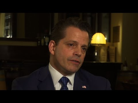 Scaramucci: Still a Media Surrogate for Trump