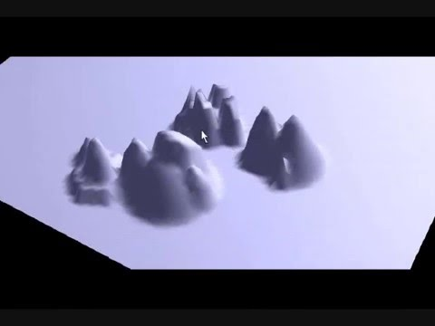 Visual terrain maker for W.K.