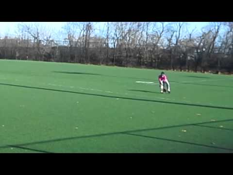 Matts fielding practice