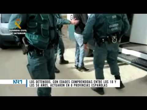 04/03/2015 Golpe inmigración ilegal Torre Pacheco y desarticulada banda criminal.