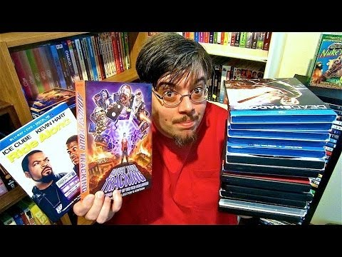 My Blu-Ray Collection Update 4/12/14 Blu ray and Dvd Movie Reviews