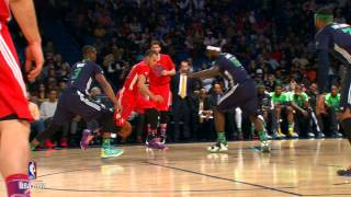 2014 NBA All-Star Game Top 10 Plays