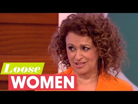 Nadia Sawalha Shares Worrying Story Of Her Children Being Approached On Holiday | Loose Women