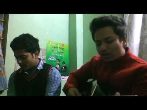 Eeuta Pari (acoustic) By Chetan (guitar) & Mridul \m  video