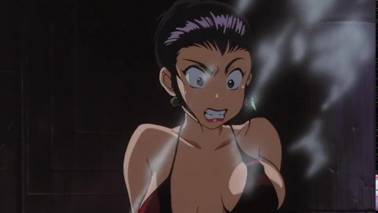 Cowboy Bebop - The coolest scene in anime ever - YouTube