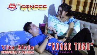 Download Lagu Vita Alvia - Konco Turu [Official Video Clip] Gratis STAFABAND