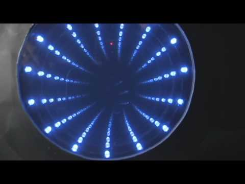 Infinity Mirror Illusion!