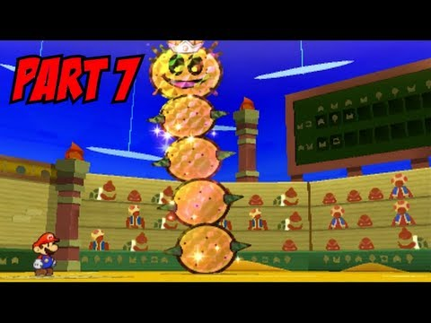 Paper Mario: Sticker Star - Part 7