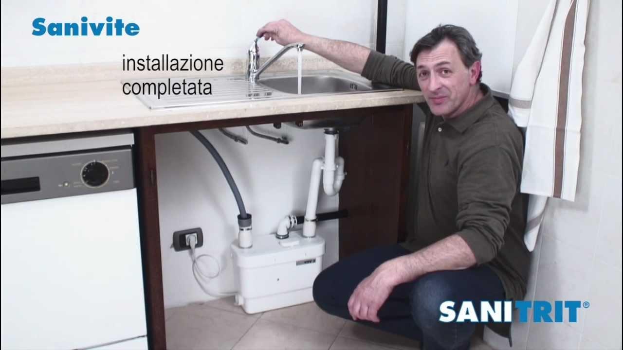Sanivite sanitrit youtube - Sanitrit cucina opinioni ...