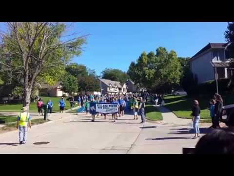 Millard North High School Mustangs Marching Band