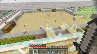 Minecraft SMP - Team nativ: Prank wars Ep 3 - What am I? Chicken!