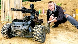 THE CRAZIEST RC TRUCK EVER!!