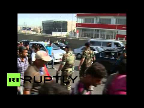 Lebanon: Syrians flock to vote in presidential election