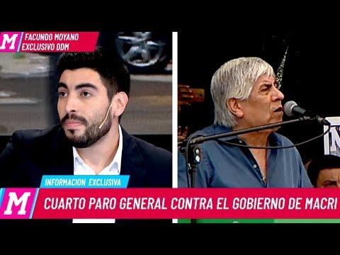El diario de Mariana - Programa 25/09/18 - Paro general contra el gobierno de Macri