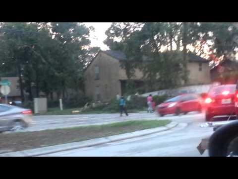 Tornado Ft Caroline,Jacksonville FL- Aug 1, 2013